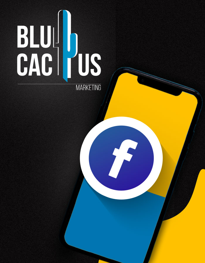 BluCactus - Telefoontje met het Facebook ikontje