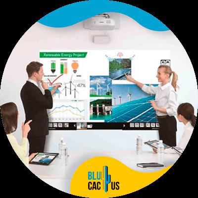 Blucactus-Hoeveel kost een PowerPoint-presentatie? -Het-rendement-van-uw-investering