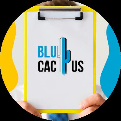 Blucactus-Naam