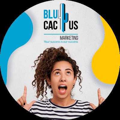 Blucactus-slogan