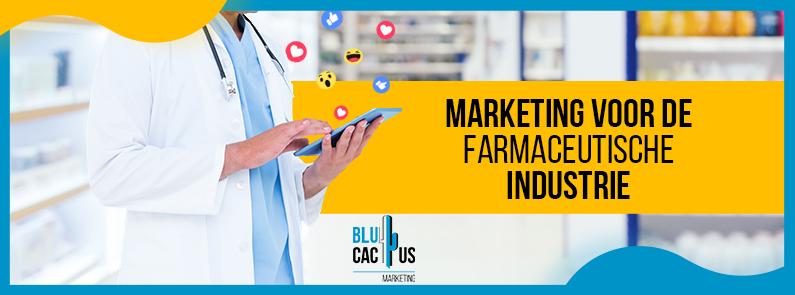 BluCactus - Marketingstrategieën voor apotheken - Title