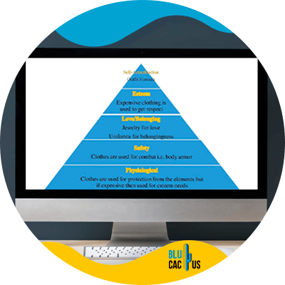 Blucactus- Mode consumenten -The-theory-of-Maslow-in-the-fashion-sector