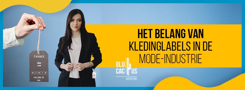 BluCactus - Labels in de mode-industrie - title