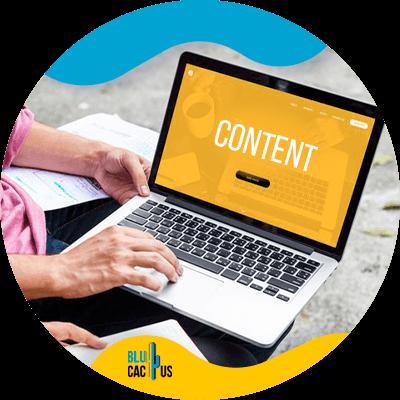 Blucactus-inhoud- Succesvol webdesign -