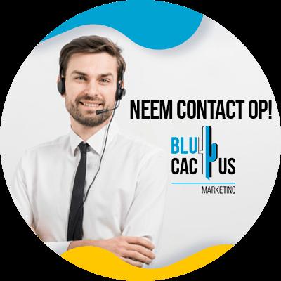 Blucactus-- Succesvol webdesign -neem-contact-op