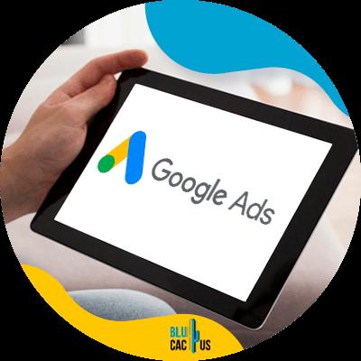 Blucactus- Marketingstrategieën voor tandartspraktijken --Google-Ads