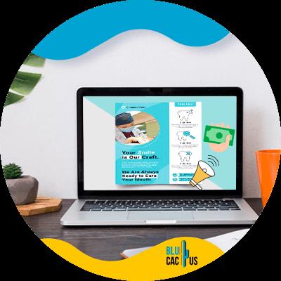 Blucactus-- Marketingstrategieën voor tandartspraktijken -Invest-in-paid-advertising