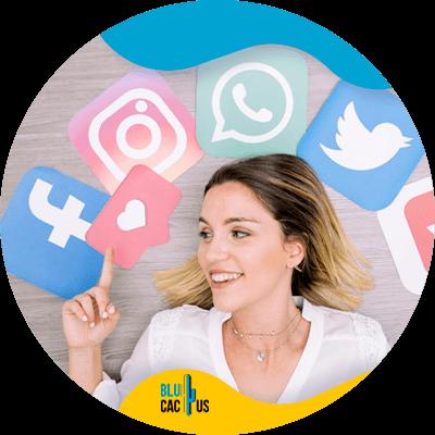 Blucactus- Marketingstrategieën voor tandartspraktijken --Red-sociaal