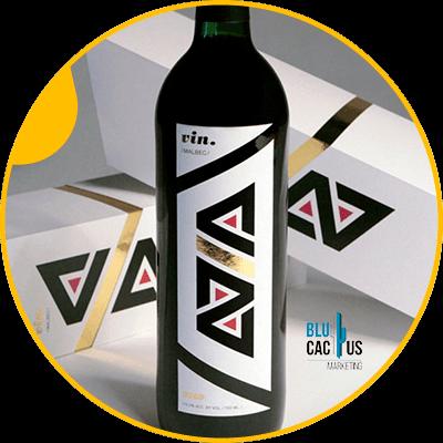 Blucactus-- Hoe ontwerpt men een wijnetiket? - ontwerp-materialen-en-reproductie-strategieën