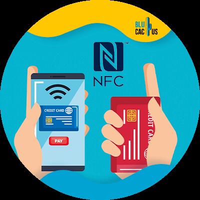 Blucactus - meubels online - -technologie-NFC