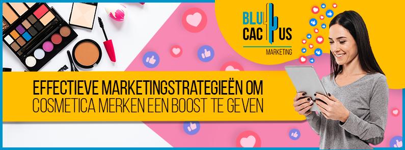 BluCactus - marketingstrategieën voor cosmetica merken - Title