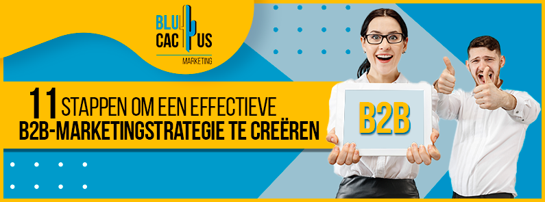BluCactus - B2B-marketing strategie - title
